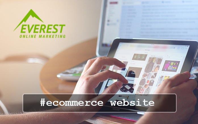 best way to market ecommerce website